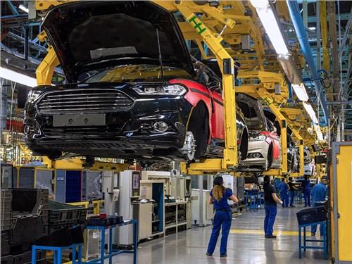 Новость про Ford - Ford уволит 20 тысяч рабочих