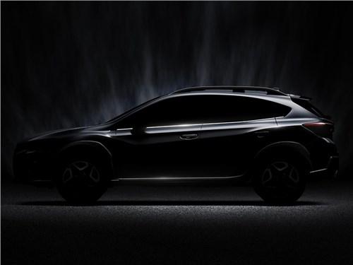 Subaru покажет подзаряжаемый гибрид в 2018 году