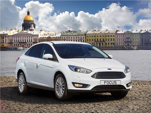 Российский Ford Focus стал лучше сопротивляться грязи