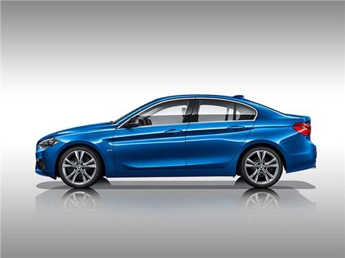Седан BMW 1-Series не попадет в Европу