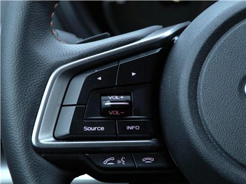 Subaru XV 2018 руль