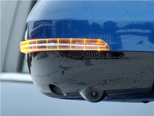 Предпросмотр haval h6 coupe 2017 боковое зеркало