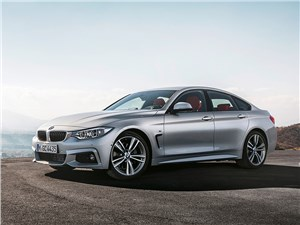 Предпросмотр bmw 4 series gran coupe 2014 вид спереди фото 5