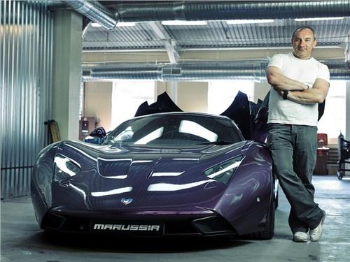 Николая Фоменко освободили от взыскания задолженности по делу Marussia Motors