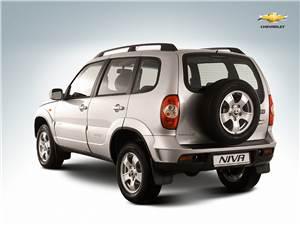 Карельские миражи-2 Niva - Chevrolet Niva (2009)