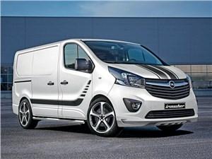 Irmscher / Opel Vivaro вид спереди