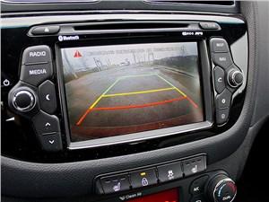 Kia Pro cee'd 2013 3 дв. центральная консоль 2