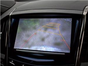 Предпросмотр cadillac ats 2012 монитор 3
