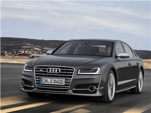 Новость про Audi S8 - Audi S8
