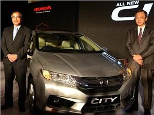 Новость про Honda - Honda City