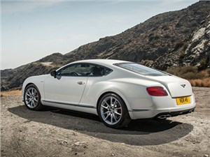 Новость про Bentley Continental GT V8S - Bentley GT V8 S 2014
