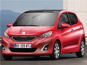 Новость про Peugeot 107 - Хэтчбек Peugeot 107 в 2015 году заменят на Peugeot 108