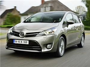Компактвэн Toyota Verso 2014 модельного года подорожал по сравнению с предыдущей версией