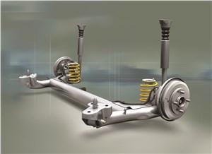 Предпросмотр ford fusion 2002 задняя подвеска