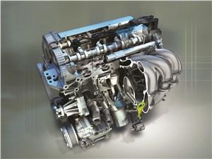 Предпросмотр ford fusion 2002 двигатель в разрезе