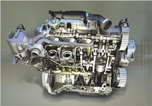 Предпросмотр ford fusion 2002 двигатель в разрезе вид сбоку