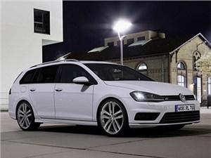 Новость про Volkswagen - Volkswagen разработал спорт-пакеты R-Line для моделей Scirocco и Golf Variant