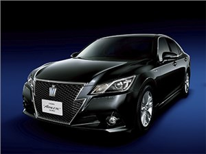Новость про Toyota Crown - Toyota Crown