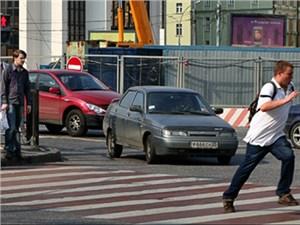 ГИБДД предлагает участникам движения принять участие в скрытом патрулировании пешеходных переходов