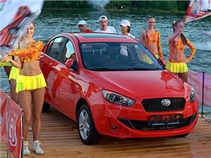 Новый китайский седан FAW Oley выходит на российский рынок