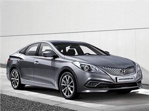 Hyundai представил новую версию модели Grandeur