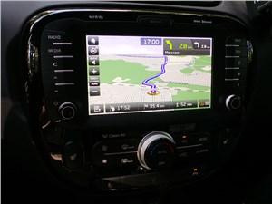 Kia Soul 2014 система навигации