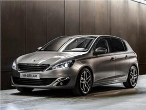 Российская премьера нового поколения Peugeot 308 пройдет на Московском автосалоне