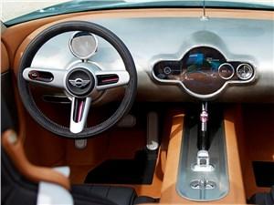 Предпросмотр mini superleggera vision concept 2014 водительское место