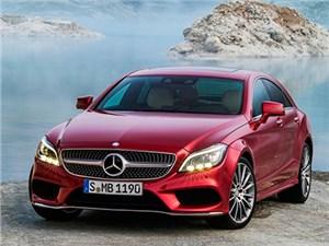 Mercedes-Benz объявил цены на новый CLS для российского рынка