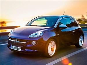 Opel Adam поступит к российским дилерам весной будущего года