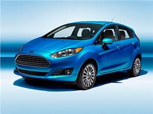 Новый Ford Fiesta будут выпускать в Татарстане