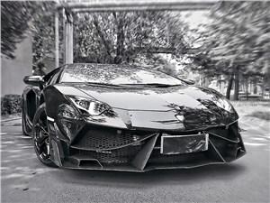 DMC / Lamborghini Aventador вид спереди