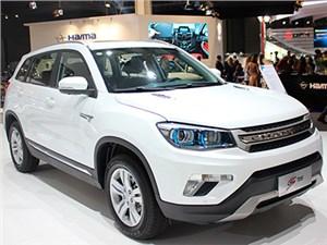 На российский рынок выходят еще две модели китайского бренда Changan