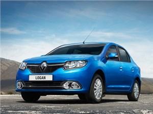 Новый Renault Logan обогнал по популярности кроссовер Renault Duster