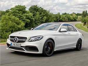 Новость про Mercedes-Benz C-Class AMG - Mercedes-Benz C63 AMG 2015