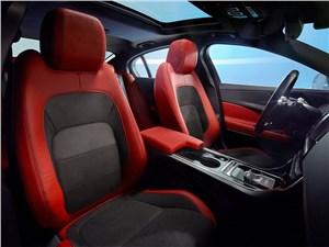 Предпросмотр jaguar xe 2015 передние кресла