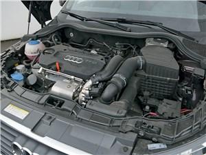 Audi A1 2011 двигатель