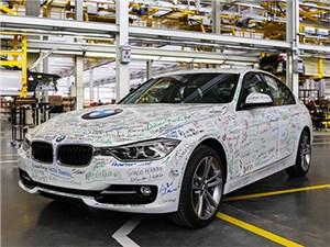 Новость про BMW 3 series - BMW 328i ActiveFlex