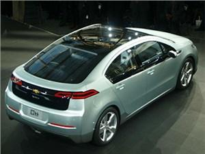 Новое поколение Chevrolet Volt показали на закрытой презентации