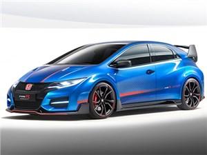 Honda Civic Type R нового поколения появится в Европе в 2015 году