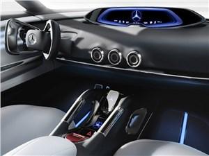 Предпросмотр mercedes-benz g-code concept 2014 водительское место