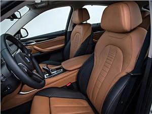 BMW X6 2015 передние кресла
