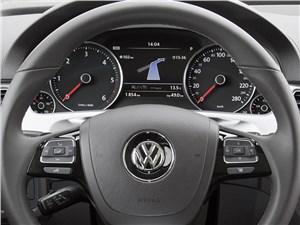 Предпросмотр volkswagen touareg 2014 приборная панель