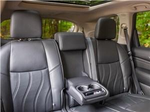 Предпросмотр infiniti qx60 hybrid 2015 задний диван