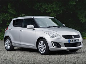 Suzuki Swift получит более экономичный двигатель
