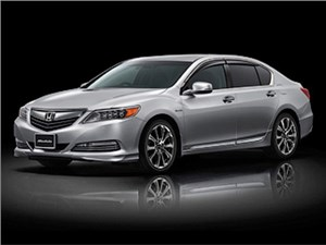 Новость про Honda Legend - Honda Legend
