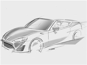 Toyota готовит GT 86 и новый RAV4 для дебюта в Женеве