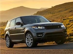 Новость про Land Rover Range Rover Sport - Land Rover Range Rover Sport