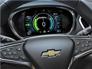Предпросмотр chevrolet volt 2016 приборная панель и кнопки управления на руле