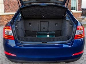 Предпросмотр skoda octavia 2013 багажное отделение